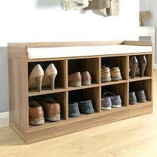 storage bench chair best hallway shoe storage bench ideas on