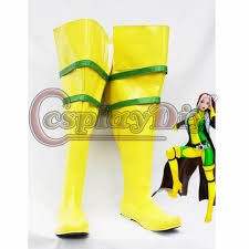 yellow boots s rogue boots shoes s knee high yellow