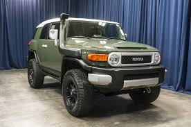 toyota fj lifted 2013 toyota fj cruiser team offroad 4x4 northwest motorsport