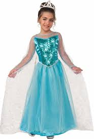 frozen costume snow elsa costume elsa frozen kids costume
