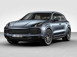 porsche suv porsche cayenne 2019 features pictures business insider