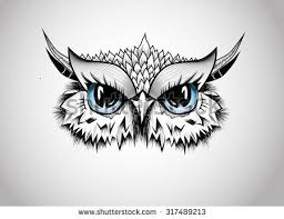 owl tattoo stock images royalty free images u0026 vectors shutterstock