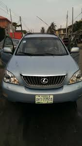 used lexus suv rx330 clean used registered lexus rx330 2006 for 2 2m for sale autos