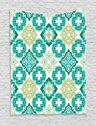 Moroccan Pattern Art Moroccan Wall by Moroccan Style Tile Pattern With Triangle Arts Craft Print Wall