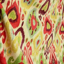 amazon com richloom ikat django jubilee home decor fabric