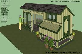 chicken coop plans for 6 chickens 13 chicken coop plans chicken