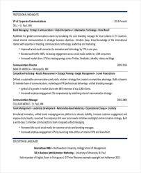 Great Marketing Resume Examples by 42 Best Marketing Resume Free U0026 Premium Templates