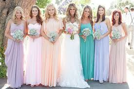 wedding bridesmaid dresses beautiful collections of bridesmaid dresses elite wedding looks