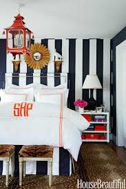 Red And White Modern Bedroom 20 Small Bedroom Design Ideas How To Decorate A Small Bedroom