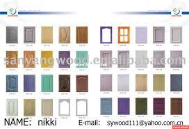 cabinet door foil kitchen thermal cabinet doors