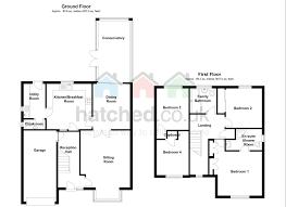 4 bedroom property for sale in quinn way letchworth garden city
