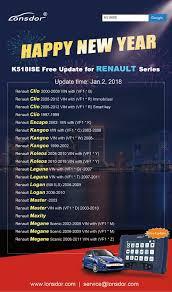 original lonsdor k518ise key programmer odometer adjustment tool