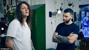 tattoo fixers u0027 deny allegations that the e4 show is u0027brutal u0027 to