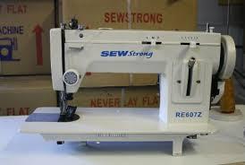 Awning Sewing Machine Zig Zag Walking Foot Sewstrong Sewing Machine U003c
