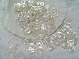 864 mother of pearl buttons buttons christmas craft craft