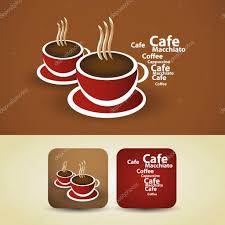 Coffee Cup Designs by Flyer Or Cover Design Coffee Cup U2014 Stock Vector Bagotaj 12711003