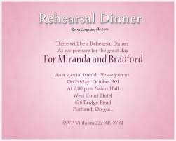 wedding party quotes dinner invitation quotes wedding rehearsal dinner invitation