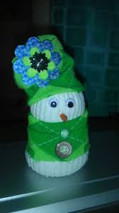 123 best sock snowmen images on pinterest sock snowman snowmen