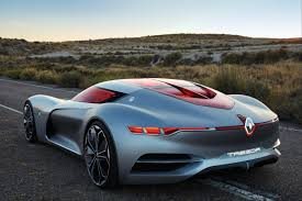 renault dezir concept interior renault unveils futuristic all electric trezor grand tourer