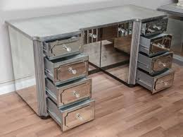 Vanity With Mirror For Sale Table Stunning Mirrored Dressing Table Or Vanity With Nine Drawers