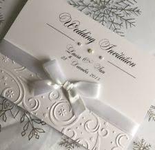 embossed wedding invitations embossed wedding invitations ebay