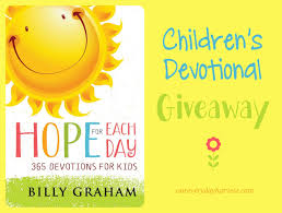 thanksgiving day devotions hope for each day 365 devotions for kids giveaway review our