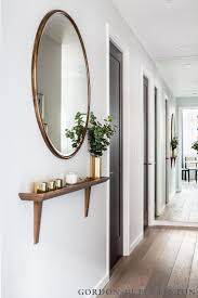 Wall Furniture Ideas by Best 25 Narrow Hallway Decorating Ideas On Pinterest Narrow