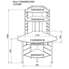 plan bureau d angle bureau informatique d angle avec tablette coulissante noir