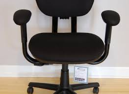 Leather Task Chair Herman Miller Ergon Used Size B Leather Task Chair Black Hastac