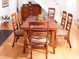Cherry Dining Room Tables How To Brighten A Room With Dark Furniture Timber To Table