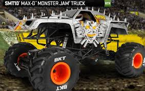 axial racing smt10 max monster jam truck 1 10th scale
