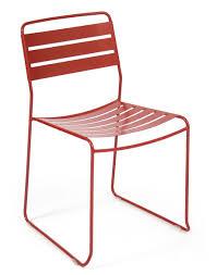 chaises fermob chaise surprising de fermob 23 coloris