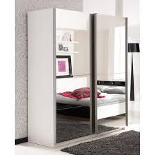 armoire de chambre armoire chambre porte coulissante alinea conforama miroir pas cher
