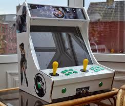 Famosos fliperama de graça: Como montar seu Arcade – Passo 1 - O modelo do  &SE94