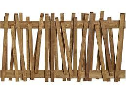 cloture jardin bois clôture bois papyrus jardin clôture en bois