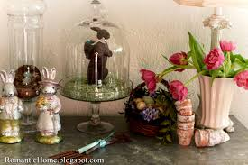 Living Room Decor For Easter My Romantic Home Happy Easter Show And Tell Friday