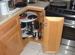kitchen storage cabinets make your kitchen more spacious the