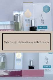 nails care leighton denny nails products anna nuttall