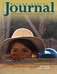 baylor dental journal vol 51 by art upton issuu