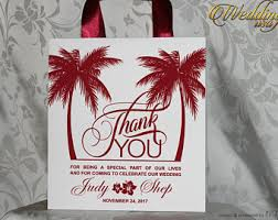 hotel welcome bags hotel welcome bag etsy