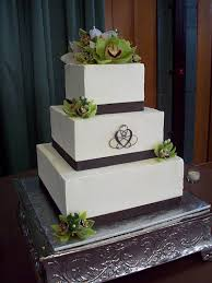 Square Wedding Cakes Download Square Tiered Wedding Cakes Wedding Corners