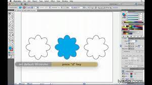 illustrator tutorial apply color artwork lynda