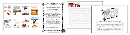 banner coloring pages star spangled banner printables