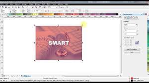rumus membuat latar belakang cara membuat background transparant coreldraw x4 youtube