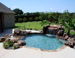 backyard pools cost home outdoor decoration