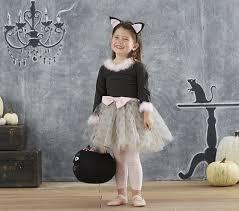 Halloween Costumes Pottery Barn Gray Kitty Tutu Costume Pottery Barn Kids