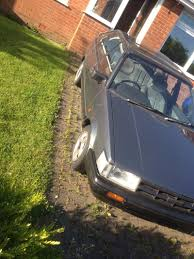 1986 toyota corolla 1 3 12 v executive special edition for sale