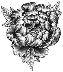 drawings flowers ideatattoo