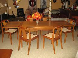 Set Of Teak Dining Table Furniture Teak Dining Table And Chairs On Chair And Table New
