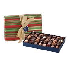 christmas chocolate gifts boxed chocolate moonstruck chocolate